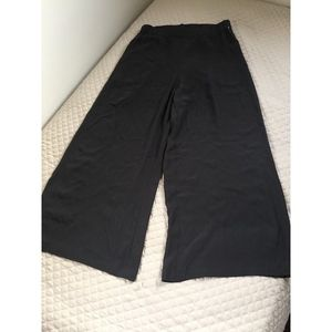❌SOLD ❌Eileen fisher silk crepe palazzo pant